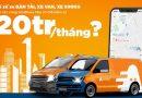 AhaMove tuyển dụng Đối tác giao hàng bằng xe tải ở TPHCM và Hà Nội
